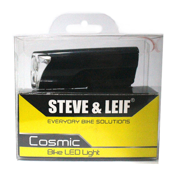 Cosmic 3 LED Black Torch