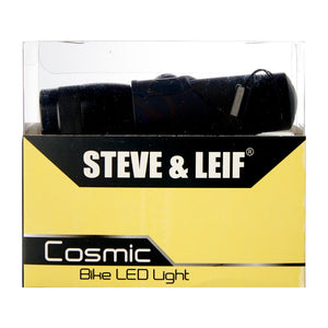 Cosmic 1 Watt White LED Torch, Bicycle Accessroies,Steve & Leif - greenleif.sg