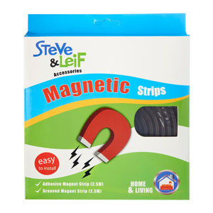 DIY Mosquito Net Adhesive And Grooved Magnetic Strips, ,Steve & Leif - greenleif.sg