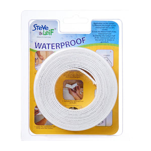 White Waterproof Seal 3.2m (11mm x 11mm), ,Steve & Leif - greenleif.sg