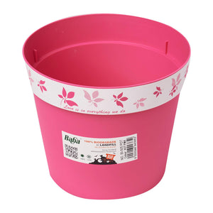 Go Green Collection Pot 150mm (Hot Pink), Planter Pot,Baba - greenleif.sg