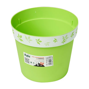 Go Green Collection Pot 150mm (Light Green), Planter Pot,Baba - greenleif.sg