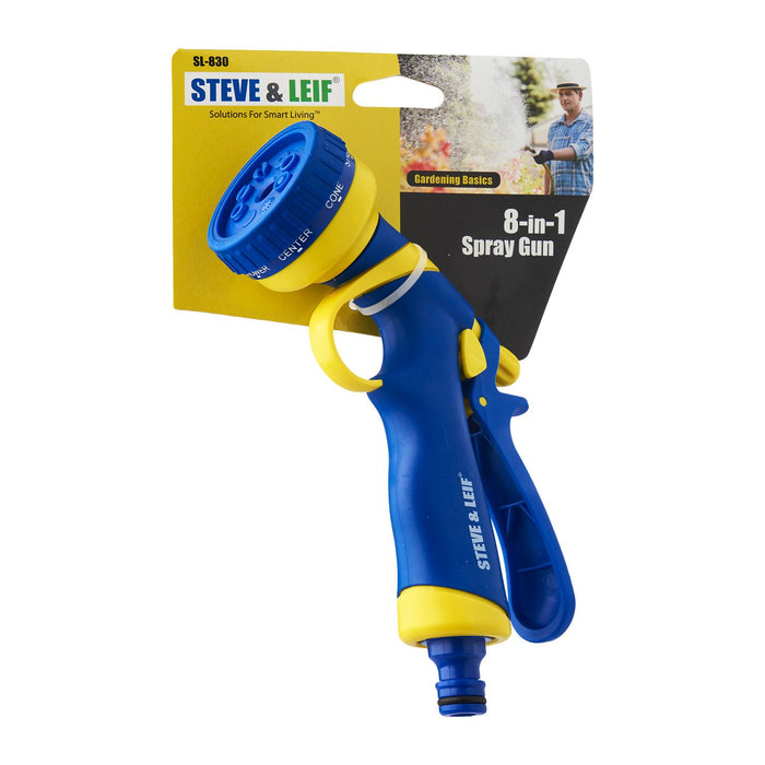 8 Pattern Spray Gun