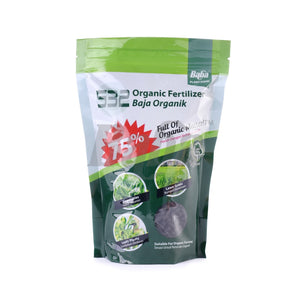 Smart Grow 532 Organic Fertilizer (500 g), Fertilizer,Baba - greenleif.sg