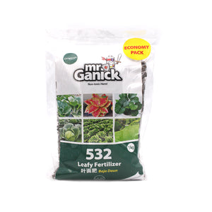 Mr Ganick 532 Leafy Fertilizer SF-8099 (1 KG), Fertilizer,Baba - greenleif.sg
