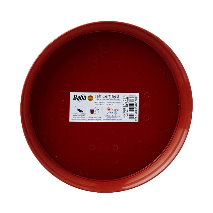 928 Plant Saucer 171MM (Brown)