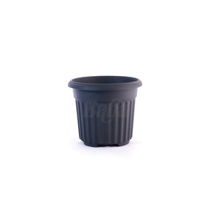 Round Pot 310MM (Zen Grey), Planter Pot,Baba - greenleif.sg