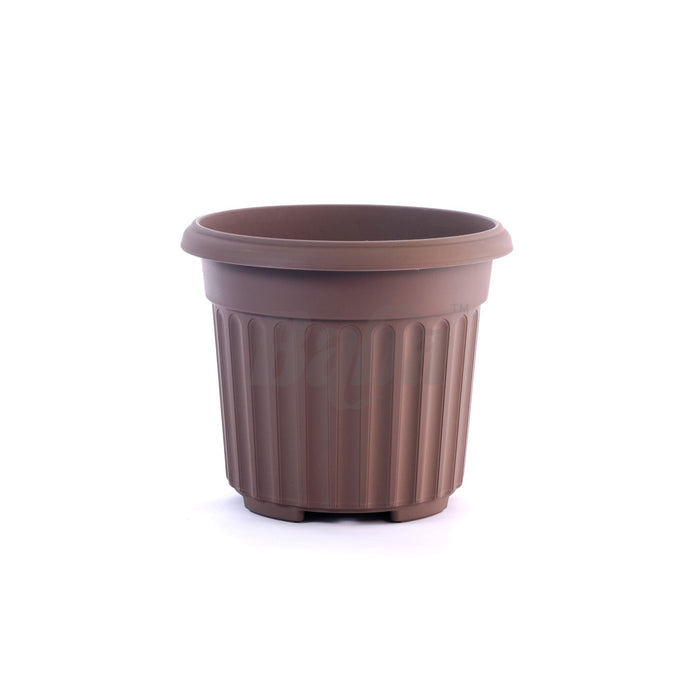 Round Pot XXL 392MM (Zen Brown)