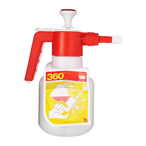 Delta Tec 2 Nbr 360 Pressure Sprayer (White/Red) (1710Ml), ,Epoca - greenleif.sg