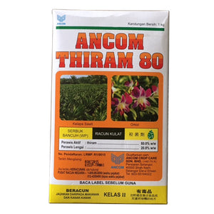 ANCOM THIRAM 80 Premix Fungicide (1 kg), ,Others - greenleif.sg