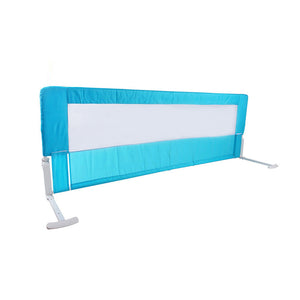 Baby Safety Bed Rail (Blue) 1.8m, ,Steve & Leif - greenleif.sg