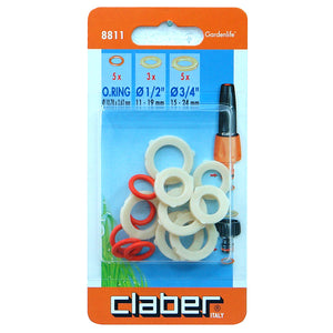 8811 O RING AND WASHER SET, ,Claber - greenleif.sg