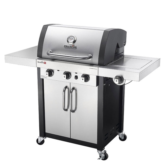 Professional TRU-INFRARED™ 3 Burner Gas Grill