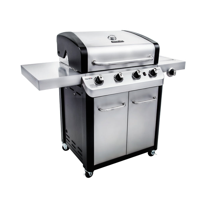 Signature CV 4-Burner BBQ Gas Grill