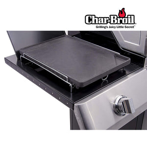 Char-Broil Porcelain Coated Cast Iron BBQ Griddle, ,Char-Broil - greenleif.sg