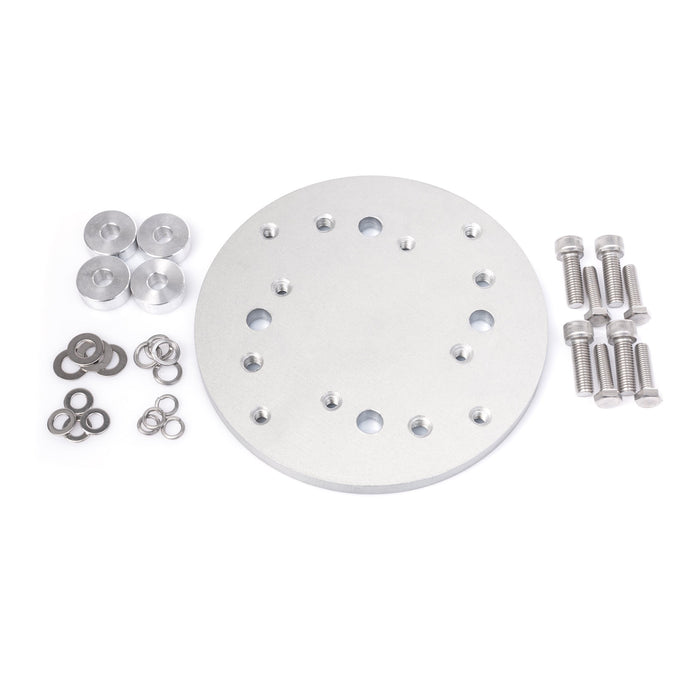 Stainless Steel Adapter Plate for Granite Base