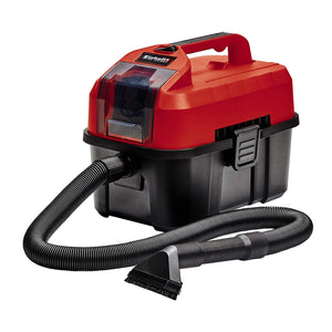 Cordless Wet and Dry Vacuum Cleaner [TE-VC 18/10 Li-Solo] [No Battery Included], Vacuum Cleaner,Einhell - greenleif.sg