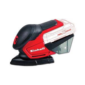 Cordless Multiple Sander [TE-OS 18/1 Li-Solo] [No Battery Included], Sander,Einhell - greenleif.sg