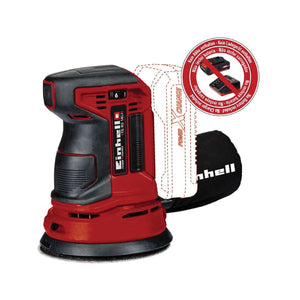 Cordless Rotating Sander [TE-RS 18 Li-Solo] [No Battery Included], Sander,Einhell - greenleif.sg