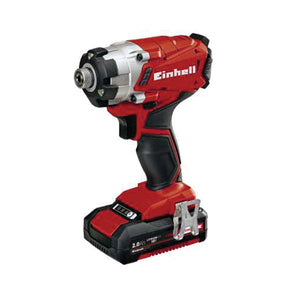 Cordless Impact Driver [TE-CI 18/1 Li] 2.0Ah Battery Charger Included, Screwdriver,Einhell - greenleif.sg