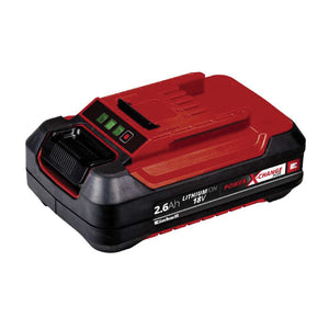 18V 2.6Ah P-X-C Plus Battery Kit, Battery & Charger,Einhell - greenleif.sg