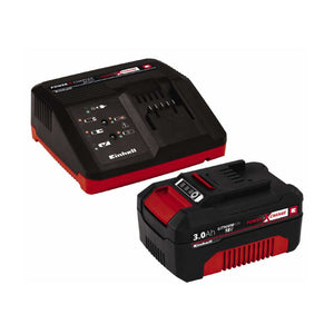 18V 3.0 Ah P-X-C Starter Kit Battery & Charger Set, Battery & Charger,Einhell - greenleif.sg