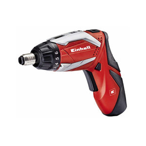 Electric Cordless Screwdriver (3.6V) Kit Set (TE-SD 3,6 Li Kit), Screwdriver,Einhell - greenleif.sg