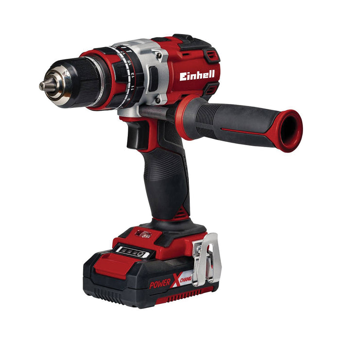Cordless Impact Drill TE-CD 18-2 Li-i Kit [Battery Charger Set Included]