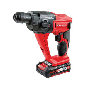 Cordless Rotary Hammer [TE-HD 18 Li Kit] 1.5Ah Battery Charger Set Included, Hammer,Einhell - greenleif.sg