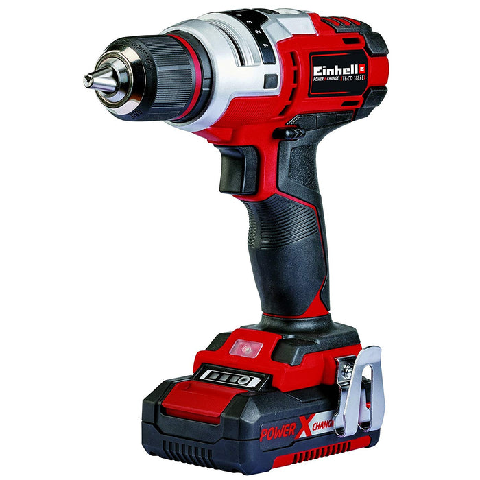 Cordless Drill [TE-CD 18 Li E] 2.0Ah Battery Charger Set Included