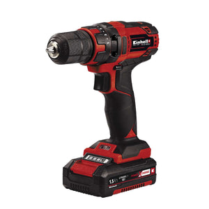 Cordless Drill [TC-CD 18/35 Li] 1.5Ah Battery Charger Set Included, Drill,Einhell - greenleif.sg