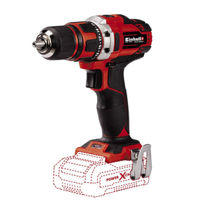 Cordless Drill [TE-CD 18/40 Li-Solo] [No Battery Included], Drill,Einhell - greenleif.sg