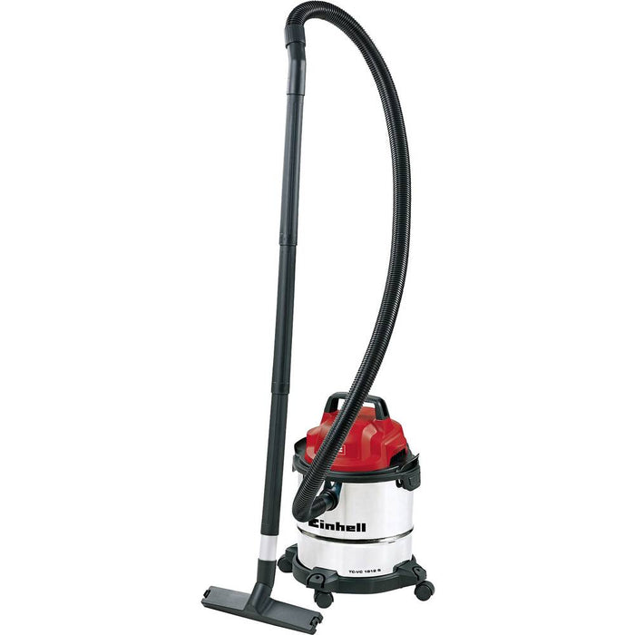 Wet & Dry Electric Vacuum Cleaner (12L) TC-VC 1812S