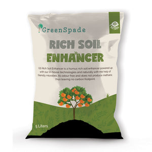 GreenSpade Rich Soil Enhancer 5L, ,Green Spade - greenleif.sg