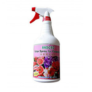 ANDGRO Orchid Formula Foliar Spray for Flowering (1L)