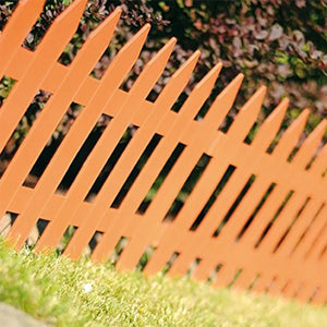 IPLSU Classic Decorative Garden Fence (3220mm x 350mm), ,Prosperplast - greenleif.sg