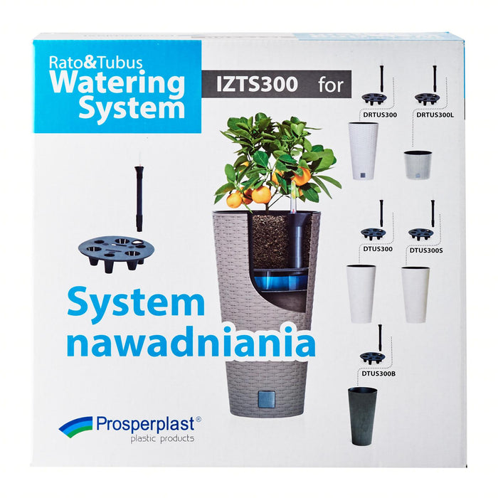 Rato and Tubus Self Watering System (Round 300mm)