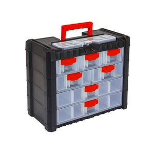 "Multicase Cargo Tool Box 13"" (7 drawers), ,Prosperplast - greenleif.sg"