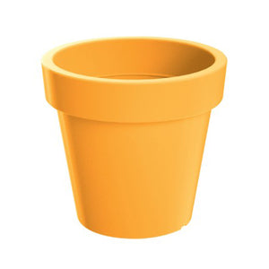 Lofly Pot (245x225mm) - Indian Yellow, ,Prosperplast - greenleif.sg