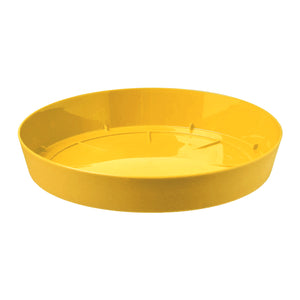 Lofly Saucer 190mm - Indian Yellow, ,Prosperplast - greenleif.sg