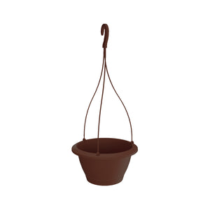 Respana Hanger Pot (270x145mm) - Brown, ,Prosperplast - greenleif.sg
