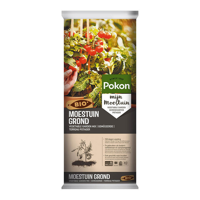 Vegetable Garden Mix (40 L)