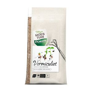 Garden Potting Vermiculite for Soil (6L), ,Pokon - greenleif.sg