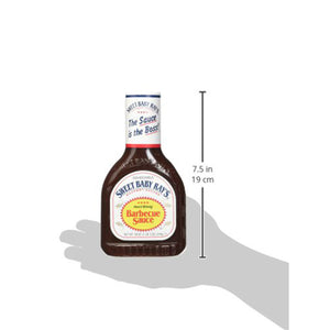 Sweet Baby Ray's Sweet & Spicy BBQ Sauce 510g (18oz) Bottle