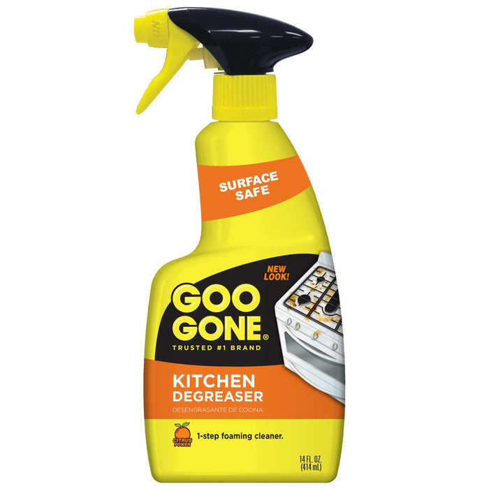 Goo Gone Kitchen Degreaser 1-Step Cleaner (14 fl oz.)
