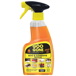 Goo Gone Spray Gel Stain Remover (12 fl oz.), ,Goo Gone - greenleif.sg