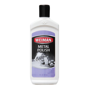 Weiman Metal Polish (8 oz.)
