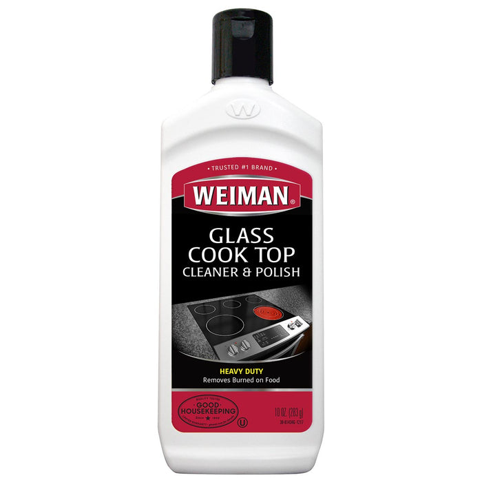 Weiman Cook Top Heavy Duty Cleaner & Polish (10 oz.)