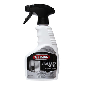 Weiman Stainless Steel Cleaner (12 oz.), ,Weiman - greenleif.sg