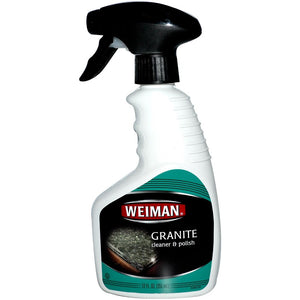 Weiman Granite Cleaner/Polish (12 oz.), ,Weiman - greenleif.sg